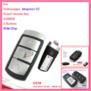 Auto Remote Key for Volkswagen 5ko 959 753 N 434MHz pictures & photos