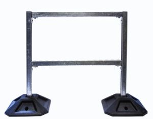 Durafoot 500 Square Support Base (50X50) pictures & photos