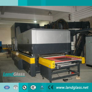 Landglass Automatic Convection Curved Car Glass Tempering Machine pictures & photos