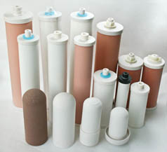 Ceramic Water Filter Cartridge and Water Filter Element