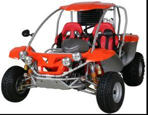 250CC Go Kart with EEC Certificate (GBTG1-250DS 250CC EEC)