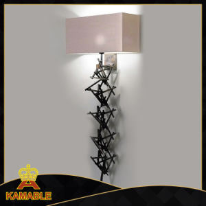 Iron Craft Hotel Decorative Wall Lamp (KA9002) pictures & photos