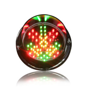 Customized Mini Arrow Traffic Replacement 125mm LED Traffic Light pictures & photos