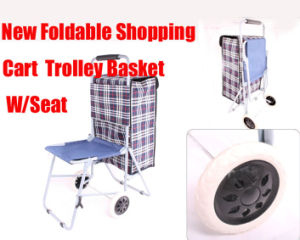 Foldable Shopping Cart (LTM-XC042)