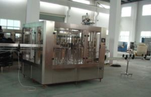 Full Automatic Drinking / Mineral / Pure Water Production Line (DGF 24-24-8)