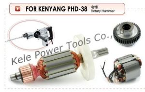 Armature, Stator, Gear Sets for Power Tools Kenyang Phd-38) pictures & photos