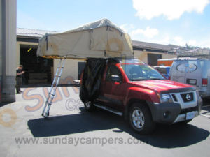 4x4 4WD Roof Top Tents / Roof Top Camper Tents pictures & photos