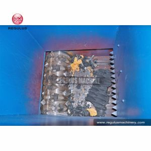 Plastic Shredder Machinery /Plastic Recycling Machine/Waste Plastic pictures & photos