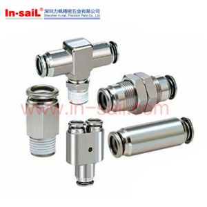 OEM Stainless Steel Screw Pipe Fitting pictures & photos