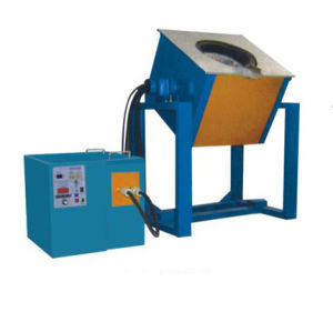 Factory Price Induction Heater Medium Frequency Induction Melting Equipment pictures & photos
