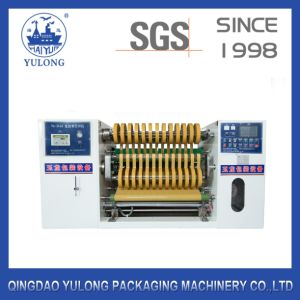 Big Roll/Small Jumbo Roll Slitting Machine pictures & photos