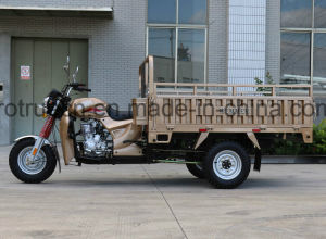 Hotsale Cargo Tricycle with 150cc Air Cooling pictures & photos