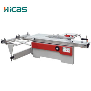 Precision Wood Sliding Table Panel Saw in Saw Machines pictures & photos