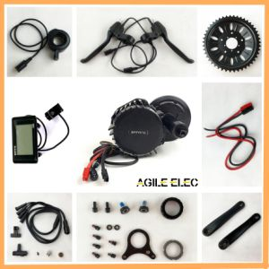 Electric MID Motor Conversion Kit for Mountain Bicycle pictures & photos
