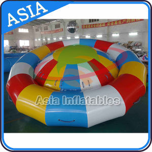 Water Toy Inflatable Disco Boat, Inflatable Disco Boat Crazy UFO pictures & photos