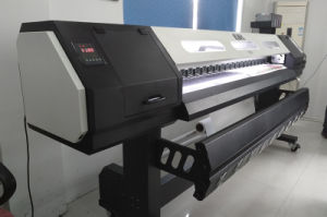 Sinocolor Sj740 for Flex Banner Outdoor Printer with Epson Dx7 Heads pictures & photos