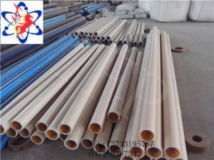 Tfp UHMWPE Pipe Price for Natural Color Tube pictures & photos