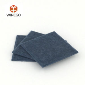Moon Grey Color Polyester Fiber Acoustic Panel pictures & photos