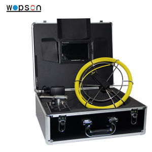 Sewer Drain Water Pipe Detector Inspection Camera System pictures & photos