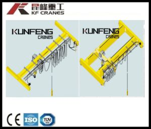 Steel Double and Single Girder Overhead Crane pictures & photos