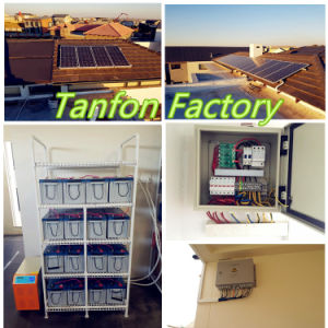 5kw 6kw Solar off Grid Home System / Sistema Solar Fuera De La Red / Solar PÅ NÄ Tet (Austria, Pakistan, Africa market) pictures & photos