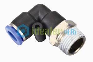 High Quality Brass Pneumatic Fittings with Ce (POC08-03) pictures & photos