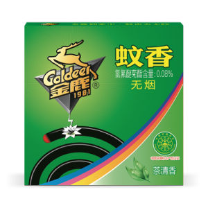 Goldeer Tea Fragrance of Mosquito Coil pictures & photos