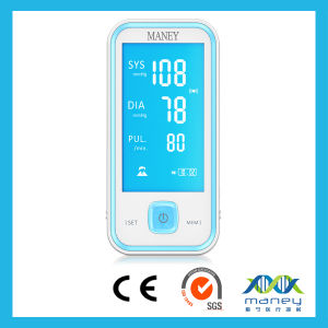 Ce Approved Automatic Arm Type Digital Sphygmomanometer (B05) pictures & photos