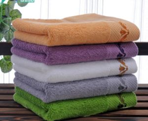 High Quality Egyptian Towel for Hotel / SPA / Hospital Usage (DPF705) pictures & photos