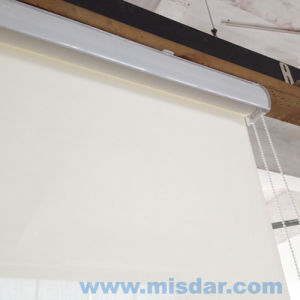 Polyester PVC Roller Blind with Chain pictures & photos