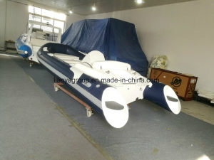 Liya 430 Outboard Motor Dinghy Rib Inflatable pictures & photos