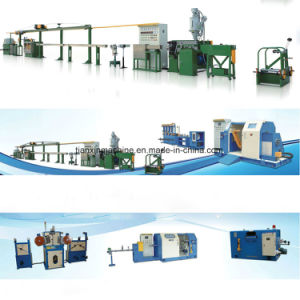 Brand New Extrusion Machine Line for Computer Color Flat Cable pictures & photos