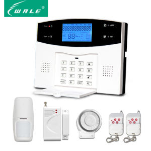 Wireless GSM&PSTN Home Intruder Alarm System with Popular Case pictures & photos