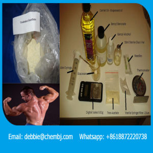 Injection Steroid Trenbolone Enanthate 100mg/ Ml Oil 472-61-546 for Building Muscles pictures & photos