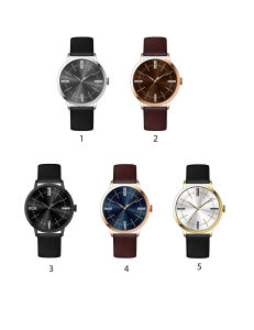 British Style Casual Fashion Waterproof Writh Watch pictures & photos