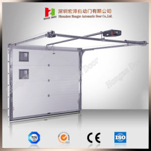 Automatic Industrial Section Door High Speed Aluminium Door (Hz-FC0241) pictures & photos