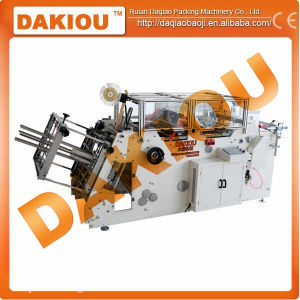 Cardboard Box Forming Machine for Hamburger pictures & photos
