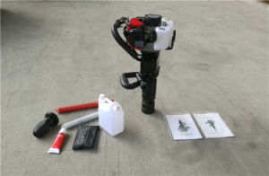 DPD-50PD Multipurpose pneumatic concrete road breaker post driver pictures & photos