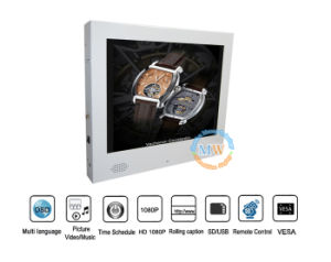 15 Inch LCD Digital Signage Display for Advertising (MW-153AAS) pictures & photos