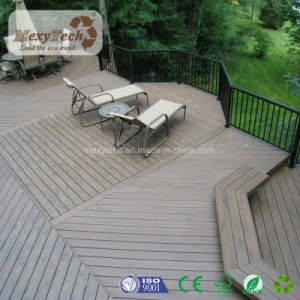 The Latest Decking Technology Colorgrain Composite Decking pictures & photos