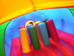 2017 Jumping Bounce Obstacle Pillar Inflatable Tunnel (T5-201) pictures & photos