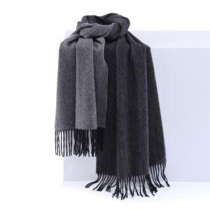 Top Grade Super Soft 100% Pure Cashmere Scarf (LS-CM-1007) pictures & photos