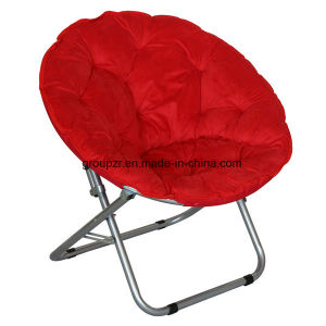 Luxuary Moon Chair Folding Chair Outdoor Leisure Chair