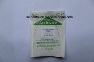 High Quality Dental Orthodontic Niti Archwire pictures & photos