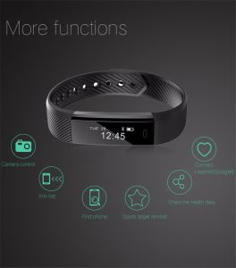 ID115hr Smartband Heart Rate Smart Band Wristband Heart Rate Monitor pictures & photos