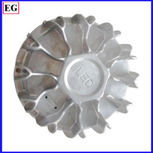Aluminum Die Casting for Heavy Auto Oil-Water Separator Cover pictures & photos