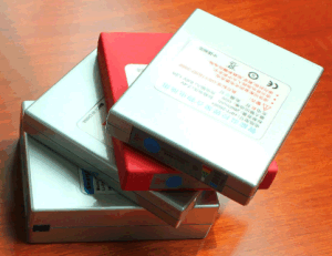7.4V, 2600mAh L-ion Polymer Battery Pack for Heated Clothes pictures & photos