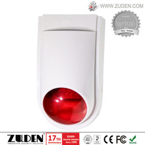 Outdoor Strobe Light with Siren Alarm pictures & photos