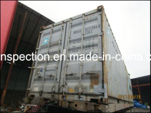 Container Loading Supervision for All Kinds of Products pictures & photos