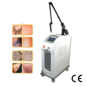 Medical Q Switched ND YAG Laser for Tattoo Removal Machine (C6) pictures & photos